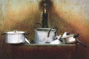 cookware wash