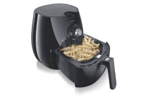 air fryer with fries